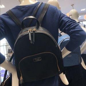 Kate Spade Dawn Nylon Backpack (Like New)